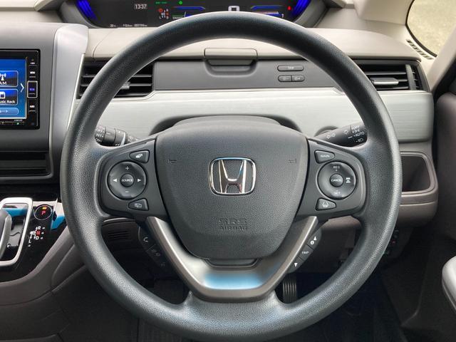 ハイブリッド・Gホンダセンシング サイドリフトアップシート車 ホンダセンシング メモリーナビ リアカメラ 両側パワースライド 衝突軽減ブレーキ ETC ユーザー買取車(25枚目)