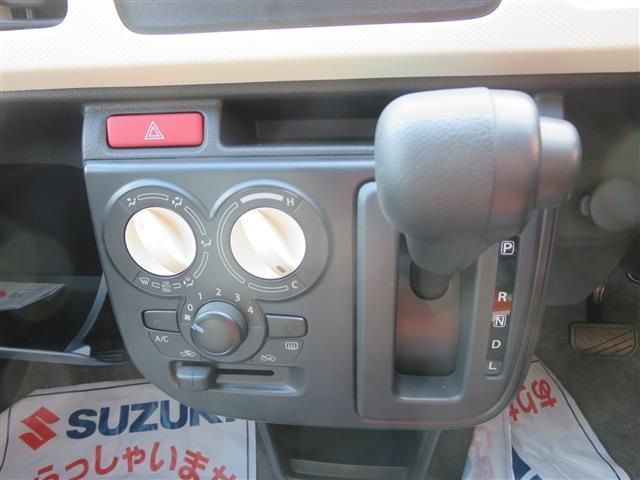スズキ アルト S 届出済未使用車