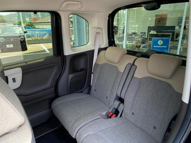 L 電動スライドドア/車線逸脱防止支援システム/パーキングアシスト バックガイド/ヘッドランプ LED/EBD付ABS/横滑り防止装置/アイドリングストップ 盗難防止装置(6枚目)
