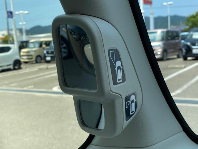 L 電動スライドドア/車線逸脱防止支援システム/パーキングアシスト バックガイド/ヘッドランプ LED/EBD付ABS/横滑り防止装置/アイドリングストップ 盗難防止装置(16枚目)