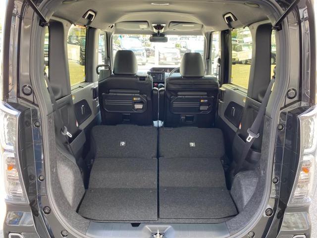 カスタムXセレクション 両側電動スライドドア/車線逸脱防止支援システム/パーキングアシスト バックガイド/ヘッドランプ LED/EBD付ABS 届出済未使用車(8枚目)