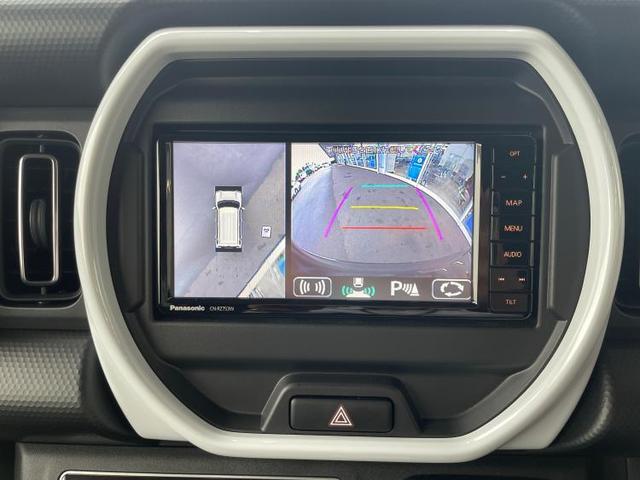 4WDハイブリッドXS 社外 7インチ メモリーナビ/車線逸脱防止支援システム/パーキングアシスト バックガイド/ヘッドランプ LED/EBD付ABS/横滑り防止装置/アイドリングストップ/TV LEDヘッドランプ 4WD(10枚目)