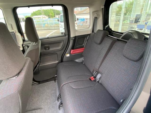 ハイブリッドX 即納可能車 登園式届け出済未使用/両側電動スライドドア/EBD付ABS/横滑り防止装置/アイドリングストップ/エアバッグ 運転席/エアバッグ 助手席/エアバッグ サイド/パワーウインドウ(6枚目)