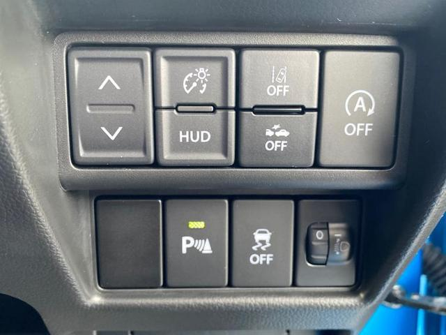 FX 衝突被害軽減ブレーキ/車線逸脱防止支援システム/EBD付ABS/横滑り防止装置/アイドリングストップ/エアバッグ 運転席/エアバッグ 助手席/衝突安全ボディ/パワーウインドウ/エンジンスタートボタン(9枚目)