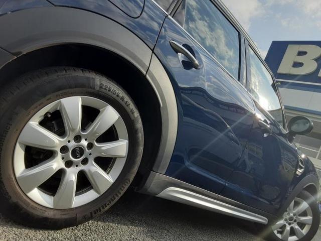 クーパーD クロスオーバー 修復歴無 バックモニター ETC ワンオーナー 衝突安全装置 横滑り防止装置 盗難防止システム 純正ナビ ルーフレール エアバッグ ABS アルミホイール 純正 17インチ ヘッドランプ HID(17枚目)