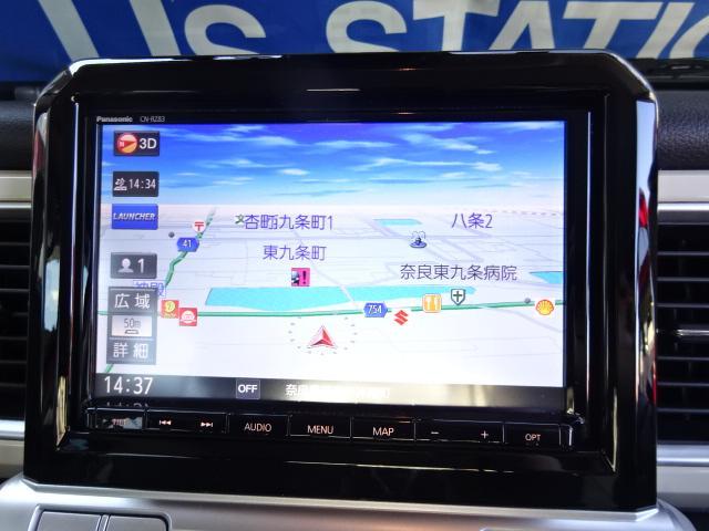 HYBRID MZ 4WD ナビ ETC バックカメラ(10枚目)