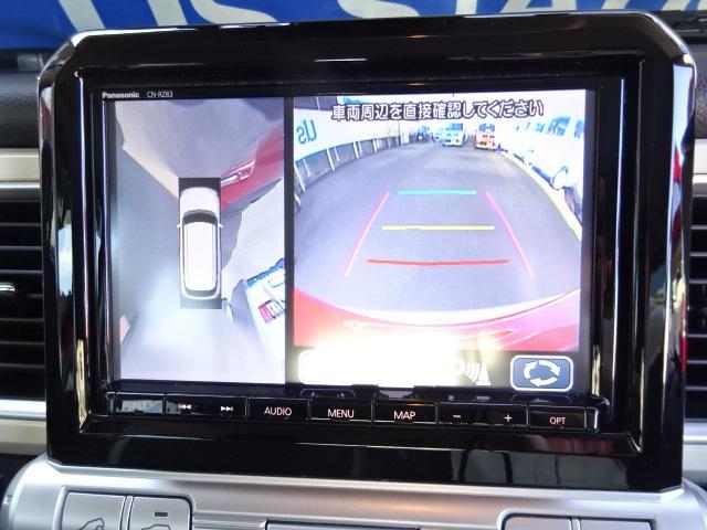 HYBRID MZ 4WD ナビ ETC バックカメラ(11枚目)