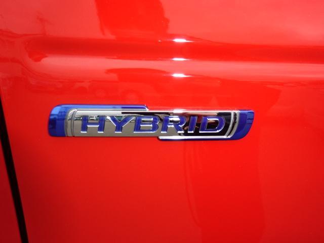 HYBRID X  前後衝突被害軽減サポート(22枚目)