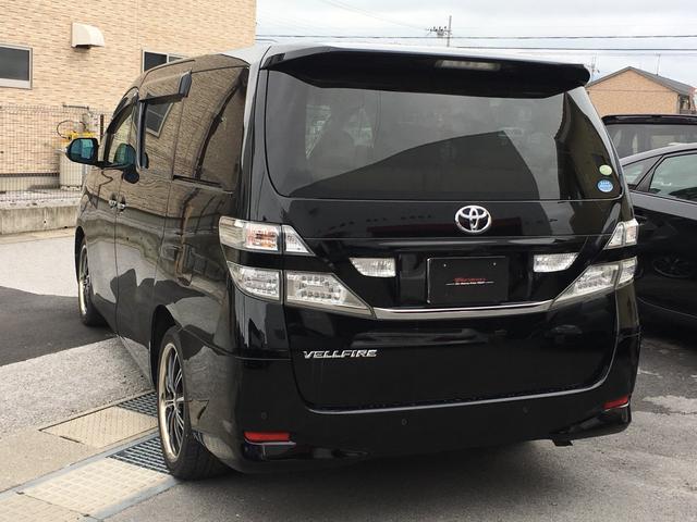 トヨタ ヴェルファイア 2.4X HDDナビ フルセグ バックカメラ パワスラ