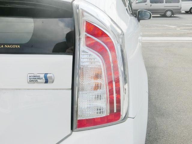 トヨタ プリウス L 新品エアロ ETC SDナビ Bluetooth対応