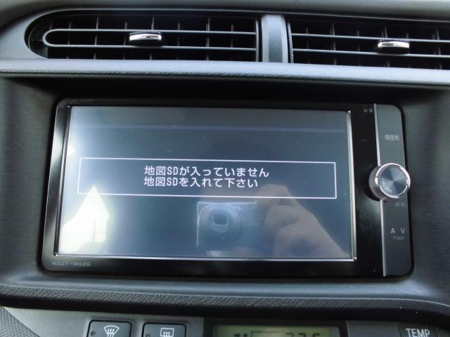 トヨタ アクア G バックカメラ ETC プッシュスタート スマートキー