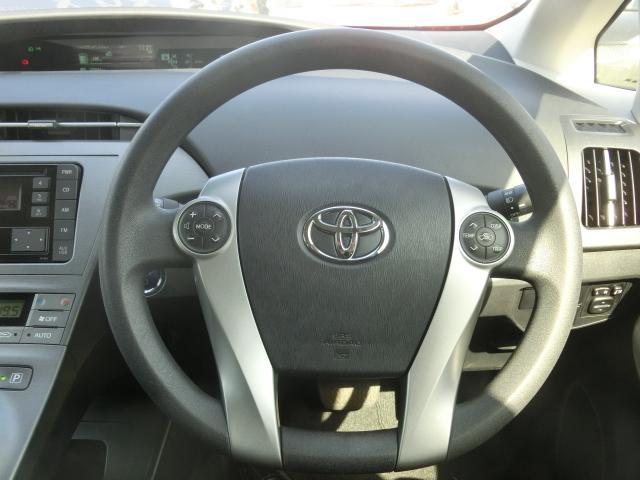 トヨタ プリウス S HIDヘッドライト フォグライト バックカメラ