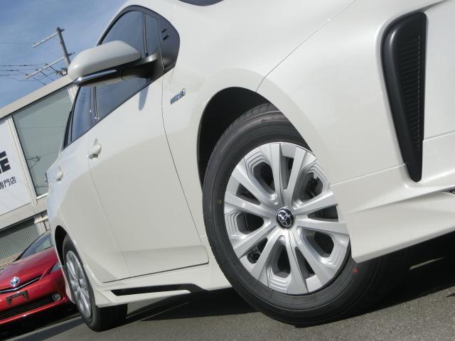 S 登録済み未使用車・安全ブレーキ・レーンキープ・エアロ(9枚目)