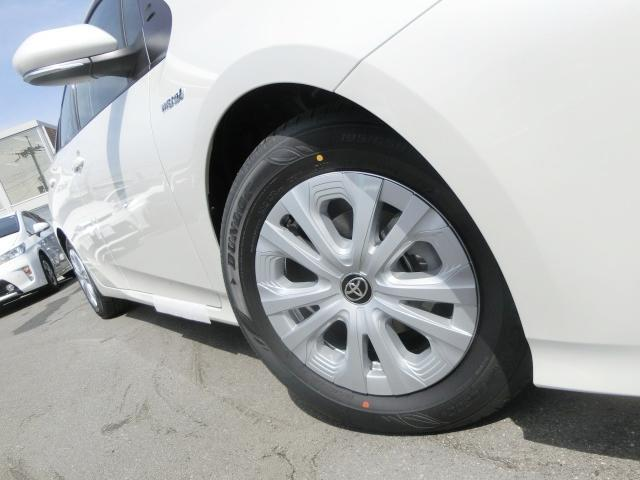 最新のトヨタの技術が結集されたお車で、安心してお乗り頂けます!