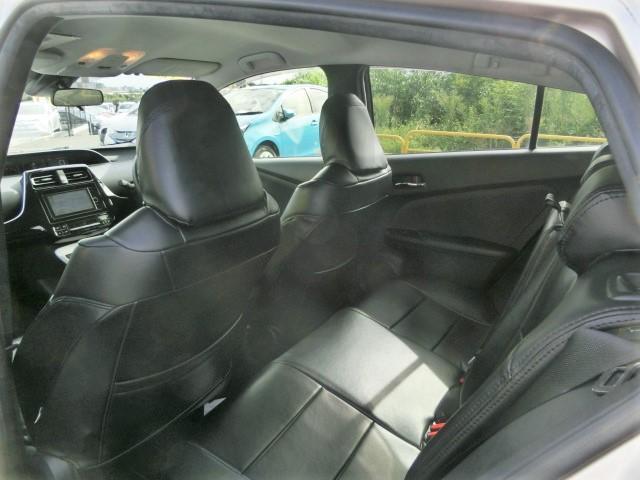 S 安全ブレーキ・クルコン・オートハイビーム・LEDヘッドライト・フォグライト・シートカバー付き・プッシュスタート・ETC・バックカメラ・純正HDDナビ・Bluetooth・フルセグTV(22枚目)