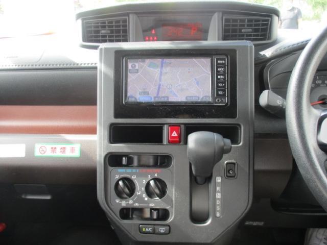 X S 安全ブレーキ・純正ナビ・Bluetooth・ワンセグ・SDカード再生・ETC・Bカメラ・プッシュスタート・スマートキー・片側パワースライドドア・ハロゲンヘッドライト・フルフラットシート(15枚目)
