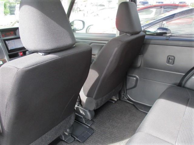 X S 安全ブレーキ・純正ナビ・Bluetooth・ワンセグ・SDカード再生・ETC・Bカメラ・プッシュスタート・スマートキー・片側パワースライドドア・ハロゲンヘッドライト・フルフラットシート(22枚目)