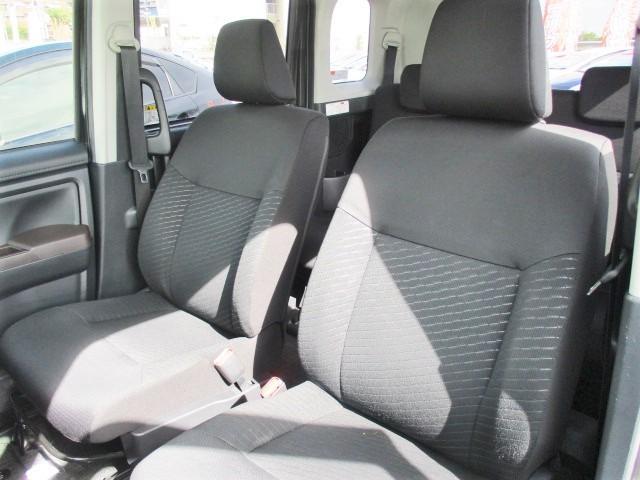 X S 安全ブレーキ・純正ナビ・Bluetooth・ワンセグ・SDカード再生・ETC・Bカメラ・プッシュスタート・スマートキー・片側パワースライドドア・ハロゲンヘッドライト・フルフラットシート(23枚目)