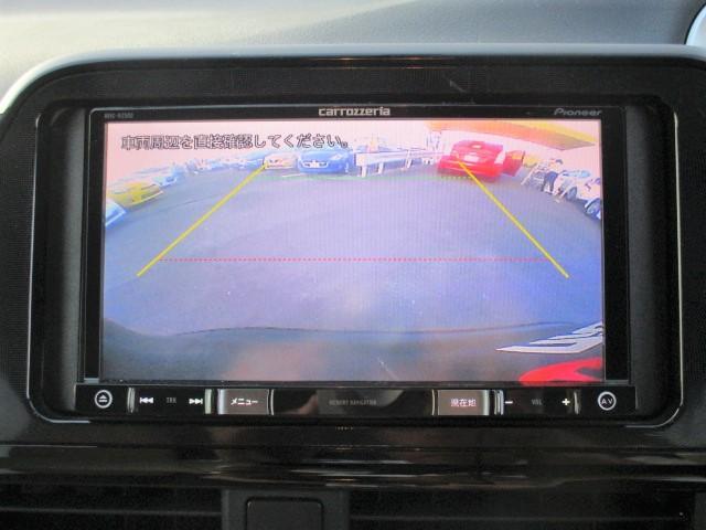 X ETC・バックカメラ・カロッツェリアメモリーナビ・Bluetooth・両側スライド片側電動ドア・キーレスエントリー・アイドリングストップ・3列シート・プロジェクターヘッド(10枚目)