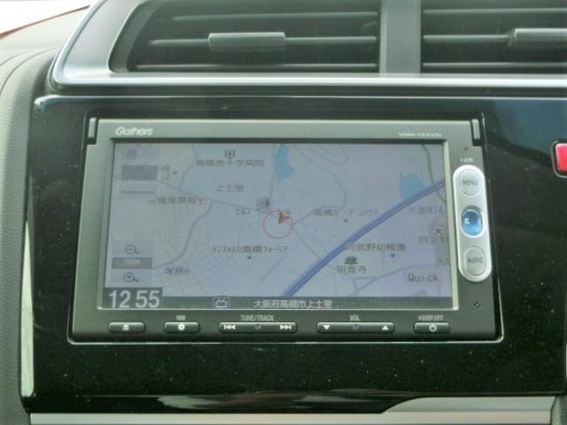 Fパッケージ 安全ブレーキ・純正メモリーナビ・Bluetooth・ワンセグ・ETC・プッシュスタート・スマートキー・オートエアコン・ハロゲンヘッドライト・ウィンカーミラー(10枚目)