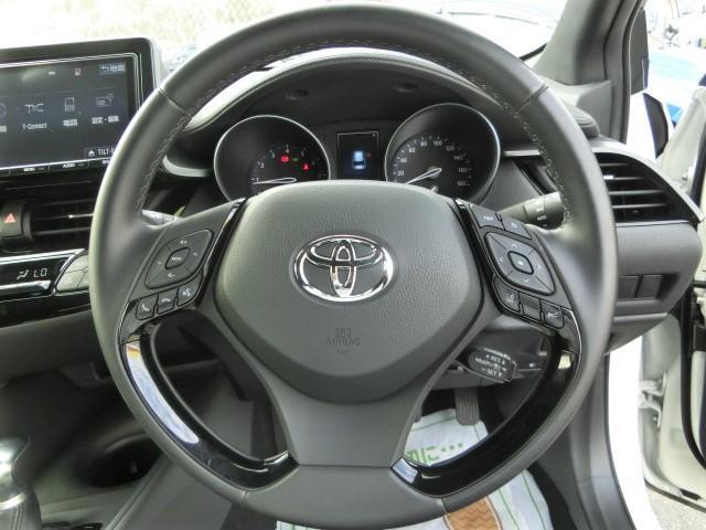 S-T LEDパッケージ 安全ブレーキ・モデリスタフロントスポイラー・9型純正ナビ・Bluetooth・地デジ・クルコン・オートハイビーム・LEDヘッドライト・Bカメラ・ETC・純正17AW・スマートキーウインカーミラー(9枚目)