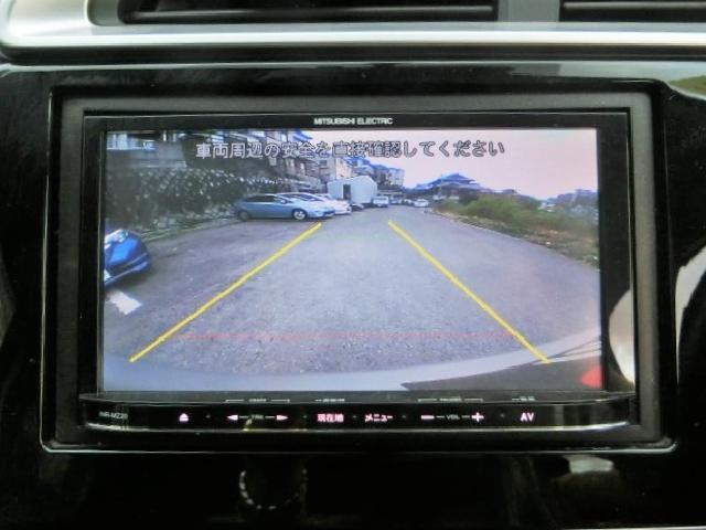【カラーバックカメラ】バック駐車が苦手な方でも安心して運転できる便利なアイテムです☆