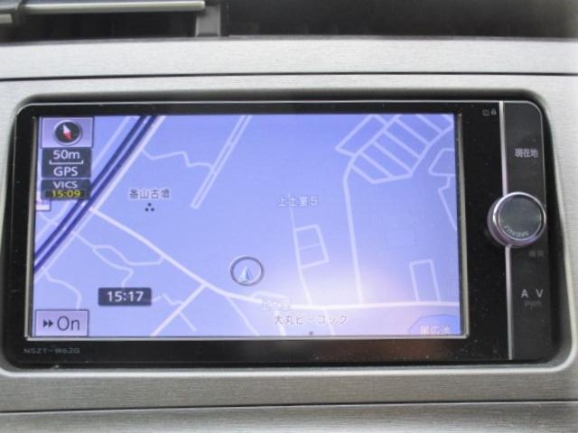 S 後期型・純正SDナビ・Bluetooth・ワンセグTV・Bカメラ・ETC・フォグライト・HIDヘッドライト・プッシュスタート・スマートキー・オートエアコン・ウインカードアミラー(10枚目)