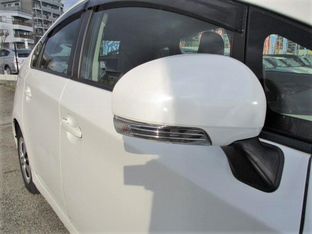 S 後期型・純正SDナビ・Bluetooth・ワンセグTV・Bカメラ・ETC・フォグライト・HIDヘッドライト・プッシュスタート・スマートキー・オートエアコン・ウインカードアミラー(30枚目)