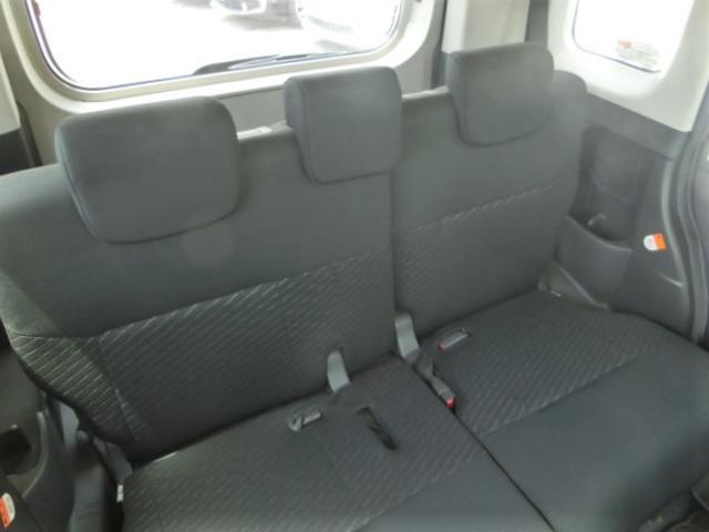 X S 安全ブレーキ・ETC・純正オーディオデッキ・スマートキー・片側電動スライドドア・ハロゲンヘッドライト・電格式ドアミラー・アイドリングストップ・プッシュスタート(17枚目)
