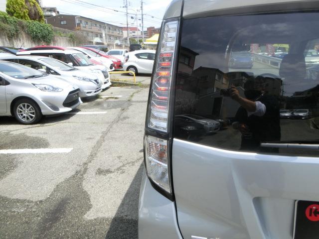 X S 安全ブレーキ・ETC・純正オーディオデッキ・スマートキー・片側電動スライドドア・ハロゲンヘッドライト・電格式ドアミラー・アイドリングストップ・プッシュスタート(39枚目)