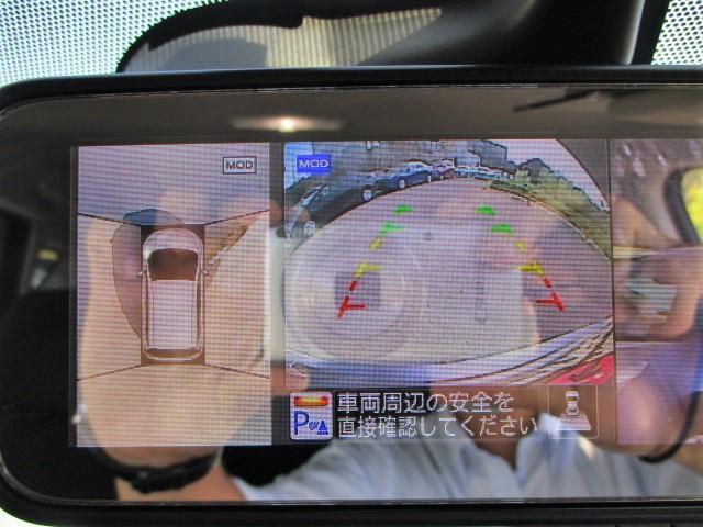 X 全周囲カメラ・カロッツェリアメモリーナビ・Bluetooth・ETC・安全ブレーキ・スマートキー・コーナーセンサー・プロジェクターヘッドライト・ウインカーミラー(10枚目)