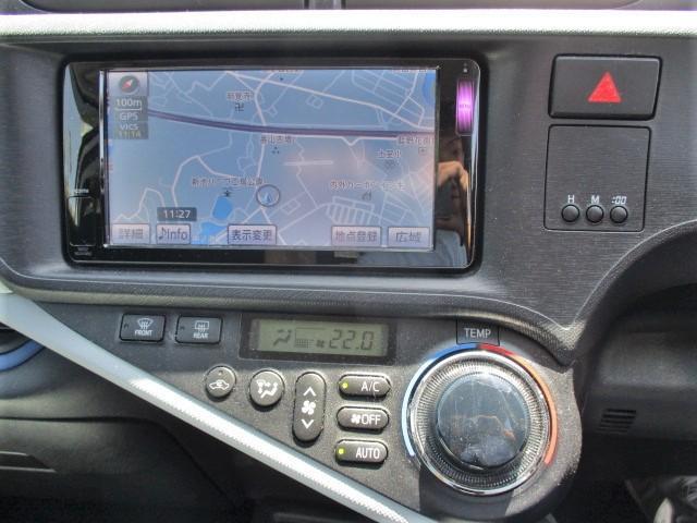 S 純正SDナビ・Bluetooth・フルセグTV・Bカメラ・シートエアコン・15インチスタッドレスタイヤ・オートエアコン・プロジェクターヘッド・電動格納式ウインカーミラー(13枚目)