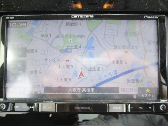 S カロッツェリアメモリーナビ・Bluetooth・ワンセグTV・バックカメラ・ETC・安全ブレーキ・クルコン・オートハイビーム・LEDヘッドライト・スマートキー・15AW(11枚目)