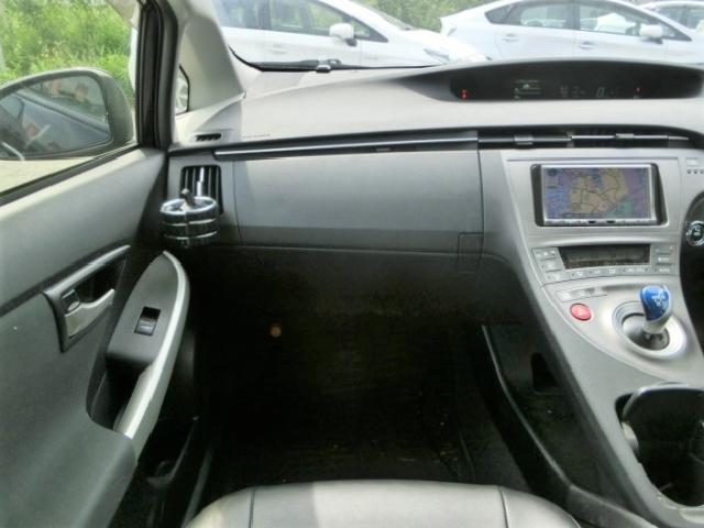 S 後期型・ETC・Bカメラ・イクリプスナビ・Bluetooth・ワンセグTV・スマートキー・フォグ・HIDヘッドライト・社外19AW・ウインカードアミラー・オートエアコン(23枚目)