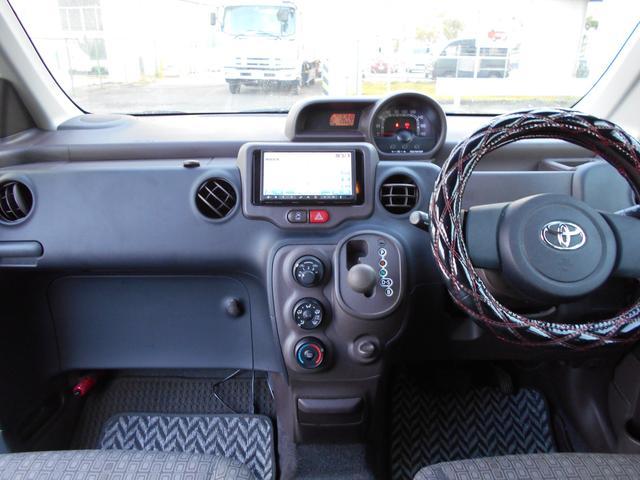 トヨタ スペイド Xメモリーナビ フルセグ 録音 Bluetooth ETC