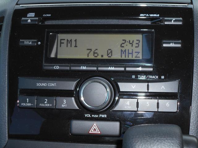 スズキ パレット Gリミテッド キーフリー 両側スライドドア 純正CD