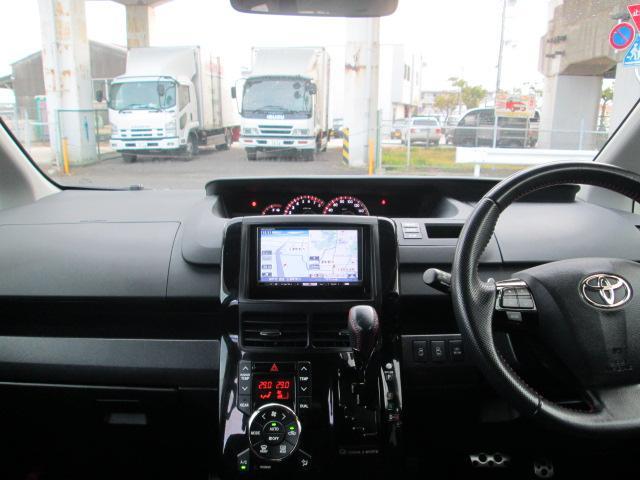 トヨタ ヴォクシー ZS G's ナビ フリップダウンモニター キーフリー