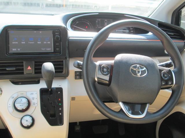 トヨタ シエンタ ハイブリッドX モデリスタフロントスポイラー ナビ Bカメラ