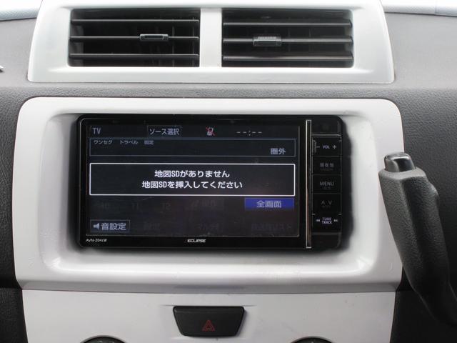 S エアロ-Gパッケージ イクリプスナビ車高調 社外17AW(10枚目)
