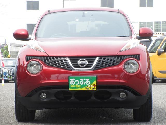 「日産」「ジューク」「SUV・クロカン」「兵庫県」の中古車18