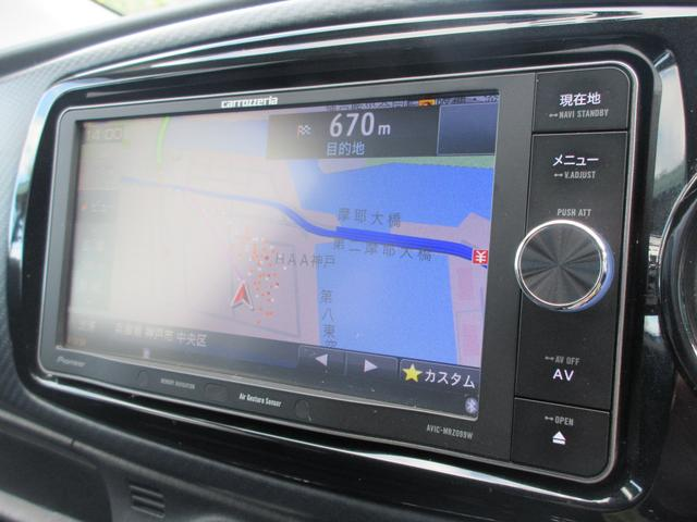 RS G's 社外ナビ 5速MT HIDヘッド 社外マフラー Bカメラ ETC 地デジ BTA CD DVD SD REC 禁煙(3枚目)