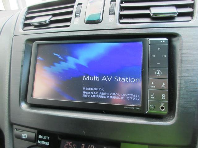 純正HDDナビ(CD/DVD/SD/録音/BTA/フルセグ)