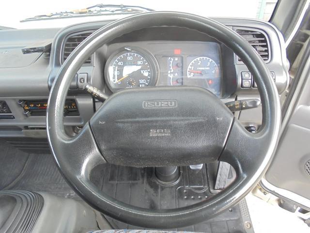 いすゞ エルフトラック 2t ワイドロング アルミG 荷寸436-207 床張り替
