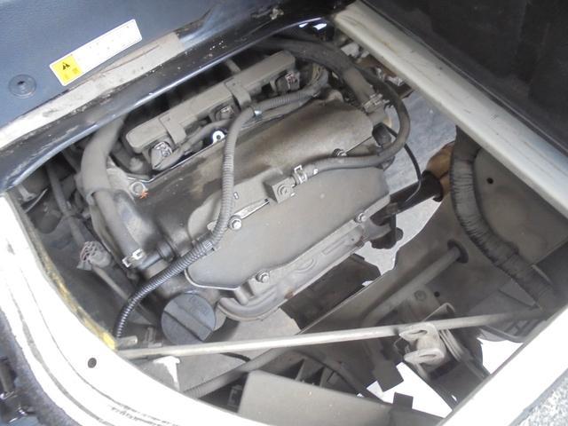 エンジン異音やオイル漏れ等の不具合はございません。その他水回り、ベルト関係も問題なく快調です!