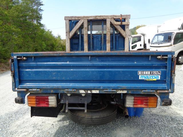 1.75トン ダブルキャブ 荷台鉄板 荷寸210-160(4枚目)