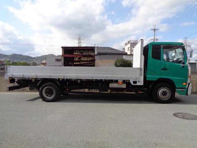 8.8トン 増トン アルミブロック荷寸576-223 NOX(3枚目)
