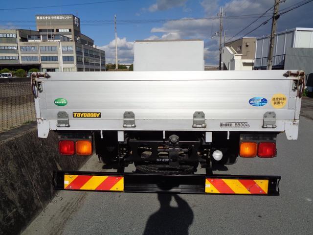 8.8トン 増トン アルミブロック荷寸576-223 NOX(4枚目)