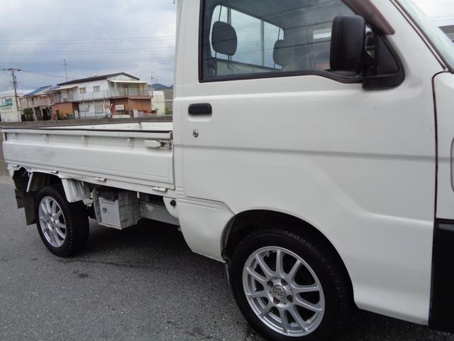 軽トラ 積載350Kg 4WD 荷寸194-141(7枚目)