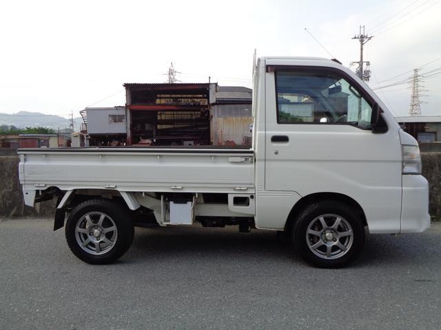 350Kg積 軽トラ オートマ 4WD エアコン パワステ(3枚目)