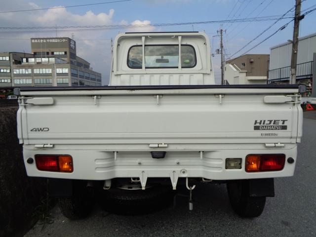 350Kg積 軽トラ オートマ 4WD エアコン パワステ(4枚目)